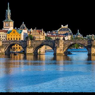 Deváťáci v Praze